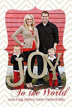 Sweet Family Christmas Card Photo Ideas, 2014 Christmas Greeting Card, Christmas Family Photo Card #2014 #Christmas