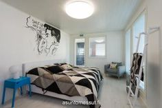 Asuntomessut Vantaalla 2015 - 15 Deko 192 - Makuuhuone