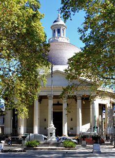 Iglesia Inmaculada Concepcion. Belgrano. Buenos Aires