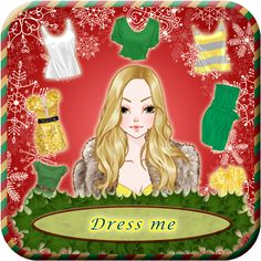 Piccolo me studio : Merry Christmas party dress up Free download #Applications #learning #play #game #free  #android #kids