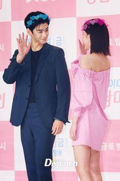 Otp, Cha Eunwoo Astro, Korean Drama Movies, Actor Picture, Korean Couple, Bts And Exo, Cha Eun Woo, Bts Korea, Kdrama Actors