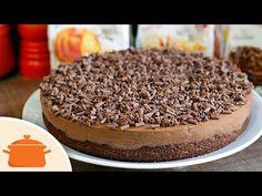 Bolo Mousse de Chocolate   Panelaterapia