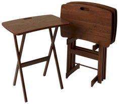 Good Chevron Folding TV Tray Set | Products | Pinterest | Folding Tv Trays, Tv  Tray Set And Tv Trays