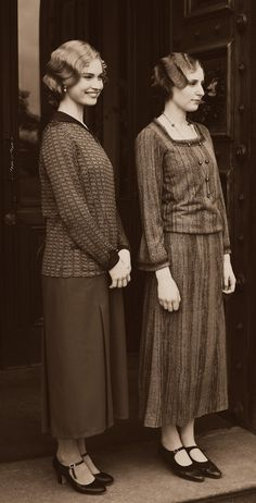 Lady Edith & Lady Rose.