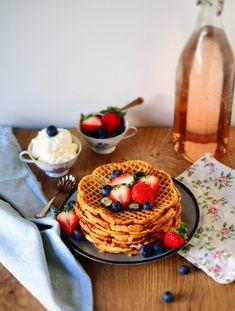 Waffles, Pancakes, Cookie Recipes, Birthdays, Food And Drink, Sugar, Cookies, Baking, Breakfast