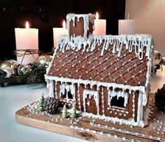 Just like my father used to make. Gingerbread House / Pfefferkuchenhaus ...