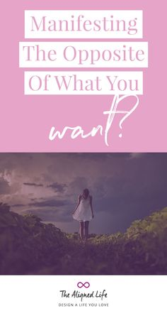Are you manifesting the opposite of what you want? Find out what's gone wrong and how to fix it this week on the blog