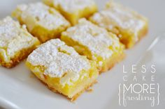 The best lemon bars ever!