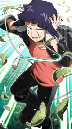 Kyoka Jiro - My Hero Academia My Hero Academia Episodes, My Hero Academia Memes, Hero Academia Characters, My Hero Academia Manga, Anime Characters, Chica Anime Manga, Otaku Anime, Super Anime, Hero Girl