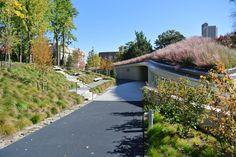 Gallery of Brooklyn Botanic Garden Visitor Center / Weiss/Manfredi - 4
