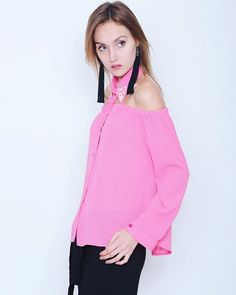 Friday Mood  Find Out More Key Pieces at  www.capriccioshop.gr  #shirt #pink #woman #fashion #girls #colors #mycolor #springoutfit #moodoftheday #ladiesfashion #follow #editorial #trend #shirts #womenshirt #inpink #elegant #styleblogger #mystyle #fashionista #latestarrivals #newcollection