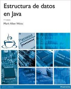 Estructuras de datos en Java// Mark Allen Weiss http://kmelot.biblioteca.udc.es/search~S1*gag/?searchtype=i&searcharg=9788415552222&searchscope=1&sortdropdown=-&SORT=D&extended=1&SUBMIT=Busca&searchlimits=&searchorigarg=i9780470385135