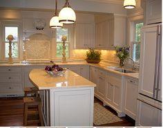 My kitchen designed by Rebecca Reynolds