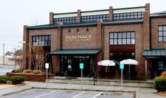 Paschal's Restaurant in downtown Atlanta was used by Dr. Martin Luther King, Jr. as a home base for the Civil Rights movement.