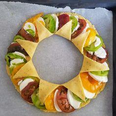 Tarte soleil aux trois tomates | Recettes de cuisine | marciatack.fr