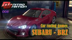 Car games #008 - Nitro Nation, Drag Race - Multi Player with SUBARU-BRZ. Car racing videos (Game PC).