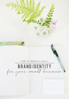 The Absolute Essentials of Creating a Distinctive Brand Identity that'll Get Your Small Business Noticed | The Brand Stylist