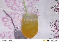 Pomerančový sirup (a jiné) recept - TopRecepty.cz Hurricane Glass, Tableware, Syrup, Dinnerware, Tablewares, Dishes, Place Settings