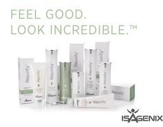 My products can help you feel good and look incredible so you can feel beautiful from the inside out