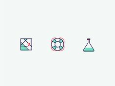 Sharethrough Icons by Helen Hosain