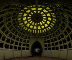 Whitley Park Underground Ballroom | Surrey, England