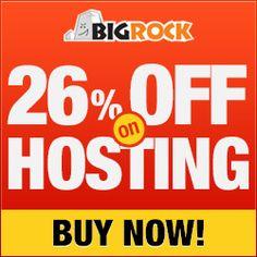 #Bigrock Reseller Hosting 26% Off Coupon Code June 2014 « Promo Codes, Discount Coupons