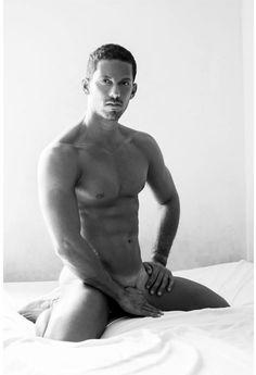 Rafael DAvila Naked by Sergio Baia 6  #model #RafaelDAvila #Naked #SergioBaia