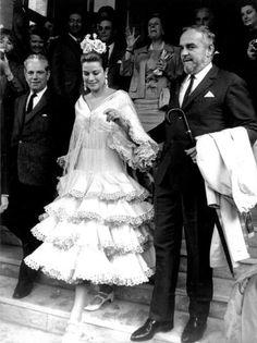 #spanish #flamenco #spain #gracekelly