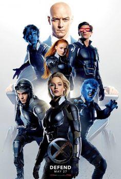El Puffs - X-Men Apocalypse movie poster #Defend #Xmen #movie