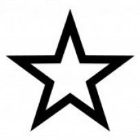 Open star tattoo on the back of Krista's LEFT hand Star Tattoo On Wrist, Small Star Tattoos, Fake Tattoos, Temporary Tattoos, Black Tattoos, New Tattoos, Body Art Tattoos, Tatoos, Tattoo Small
