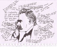 Nietzsche illustration