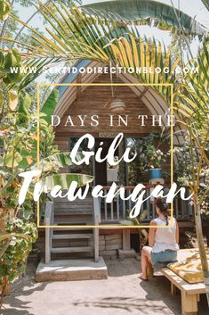 Discover the incredible Gili islands and fell in love with the Gili Trawangan. Amazing Destinations, Vacation Destinations, Dream Vacations, Gili Air, Beach Vacation Outfits, Gili Trawangan, Gili Island, World Pictures, Most Beautiful Beaches