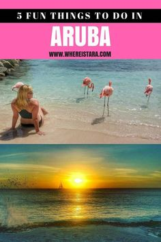 5 Awesome things to do in Aruba, the Dutch-Caribbean paradise!