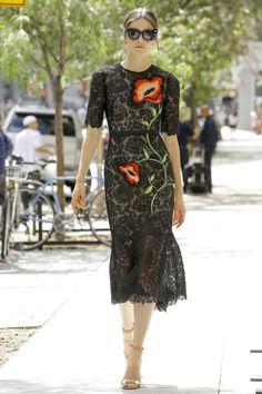 Lela Rose коллекция   Коллекции весна-лето 2017   Нью-Йорк   VOGUE