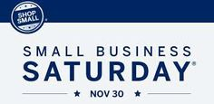 Shop small businesses Saturday and support the unique products they provide.