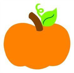 Plump Pumpkin SVG