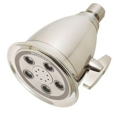 Speakman S-2005-HB-BN Hotel Anystream High Pressure Adjustable Shower Head Brushed Nickel
