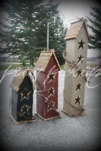 NEW! Birdhouses