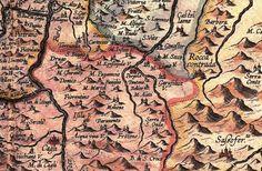 Il ducato di Urbino, mappa di Giovanni Battista Urints (1606) Pergola, Ducati, Vintage World Maps, Branding, Outdoor Pergola, Arbors, Pergolas