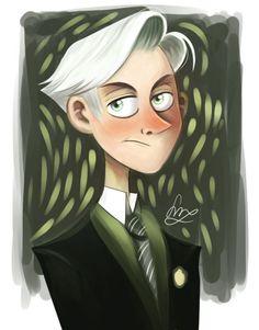 Draco Malfoy by Crispy ★