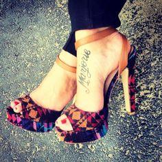 jillianharris via Twitter in ALDO sandals #Mendonsa aldoshoes.com #ALDO40 #shoecloset