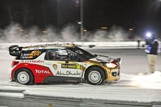 Rallyes - Dani Sordo se ve obligado a abandonar en Suecia