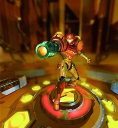 Samus Aran (Metroid Prime: Pinball)