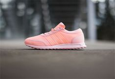 adidas los angeles kw schuhe pink