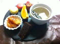 """Petit thé gourmand chez  """"Mets Délices"""" a Istres, c'était délicieux !"""