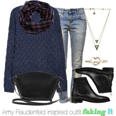 """""""Amy Raudenfeld inspired outfit/Faking it"""" by tvdsarahmichele on Polyvore"""
