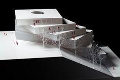 model architecture | 3xn - John Cranko Ballet School