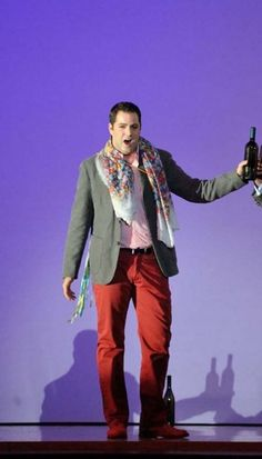 JONATHAN BLESS, Regia Costumi e Luci Denis Krief, Teatro Petruzzelli di Bari 2012