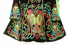 Velvet Irish Dance Dress
