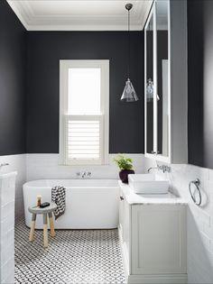 Dulux colours: Okarito, Rawene. #Dulux #houseenvy #interiordesign #design #homedecor #style #interior #bathroom #furniture #inspiration #interiorstyling #homedecoration #cosyspaces #bedroominspo #bedroominspiration #paint